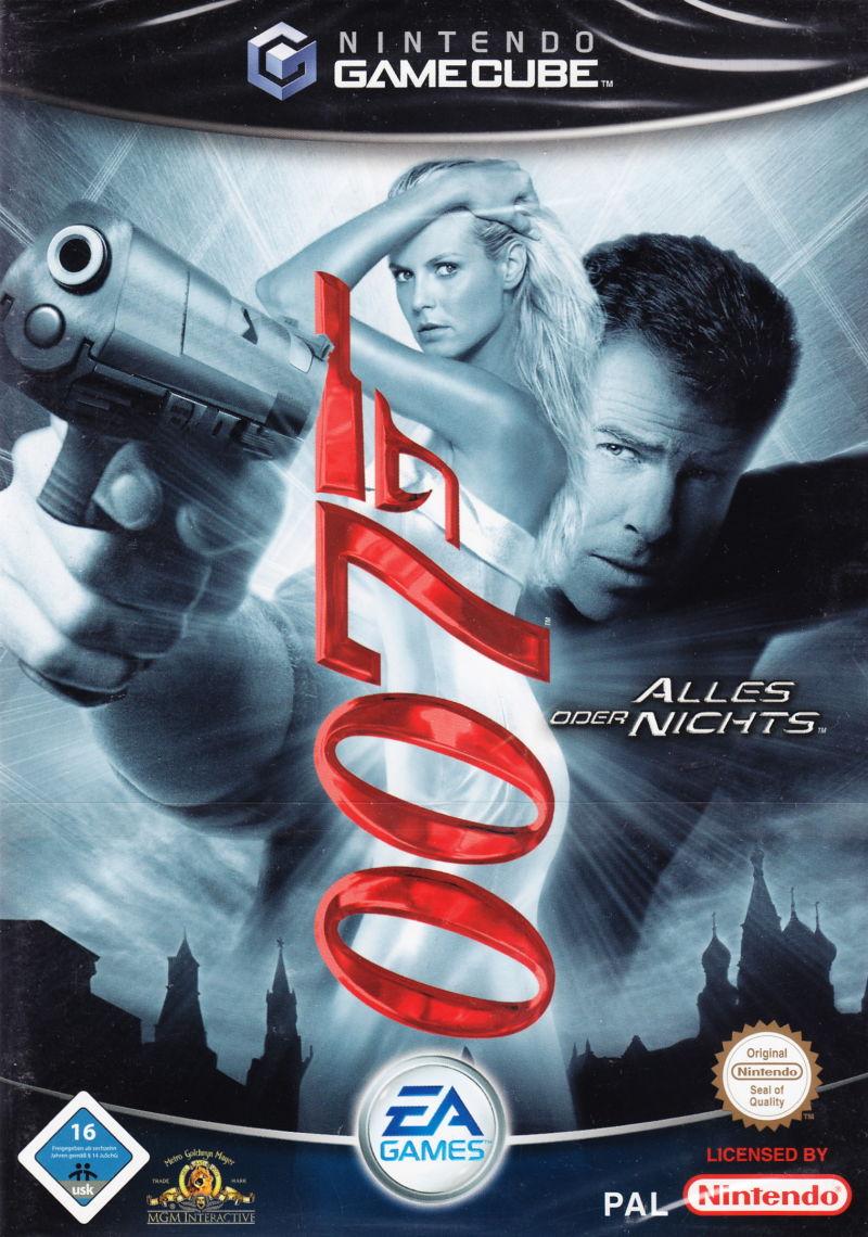 Rom juego 007 Alles Oder Nichts