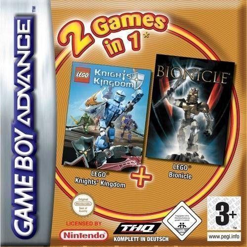 Rom juego Knights' Kingdom