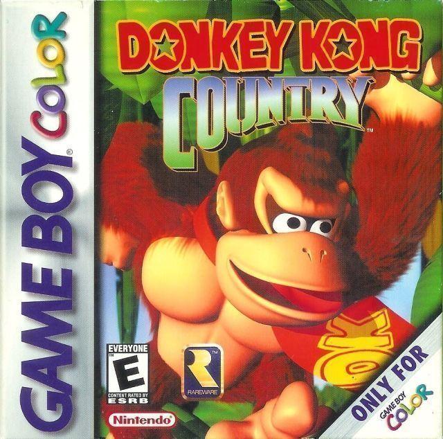 Rom juego Donkey Kong Country