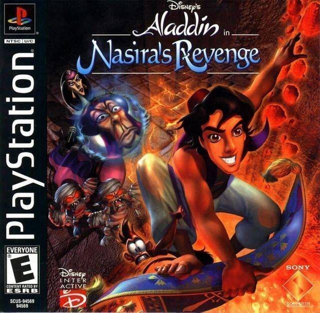 Rom juego Disney's Aladdin - Nasira's Revenge