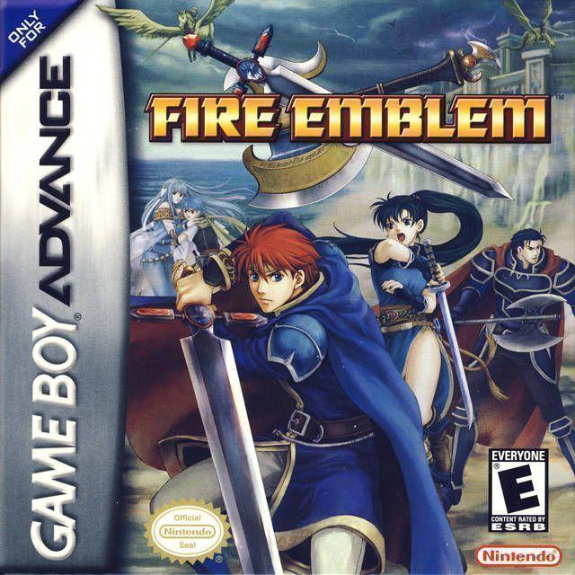 Rom juego Fire Emblem