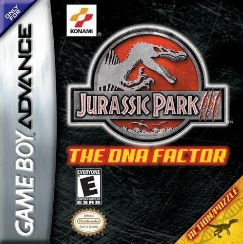 Rom juego Jurassic Park III - DNA Factor