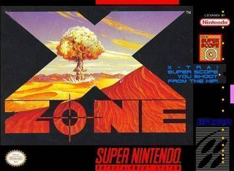 Rom juego X-Zone