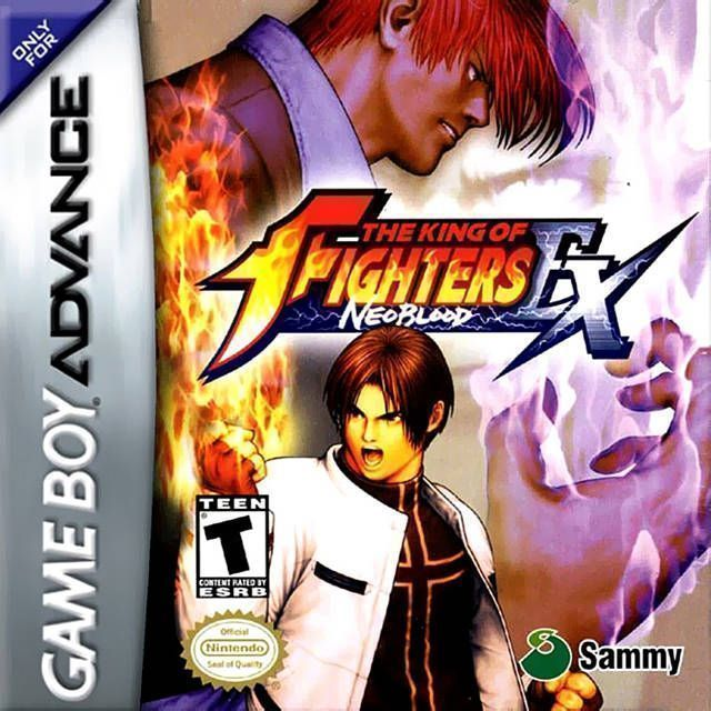 Rom juego King Of Fighters EX, The - NeoBlood