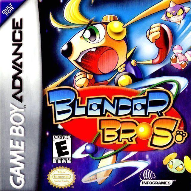 Rom juego Blender Bros