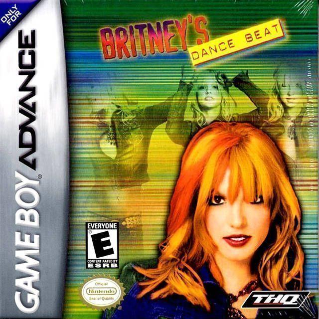 Rom juego Britney's Dance Beat