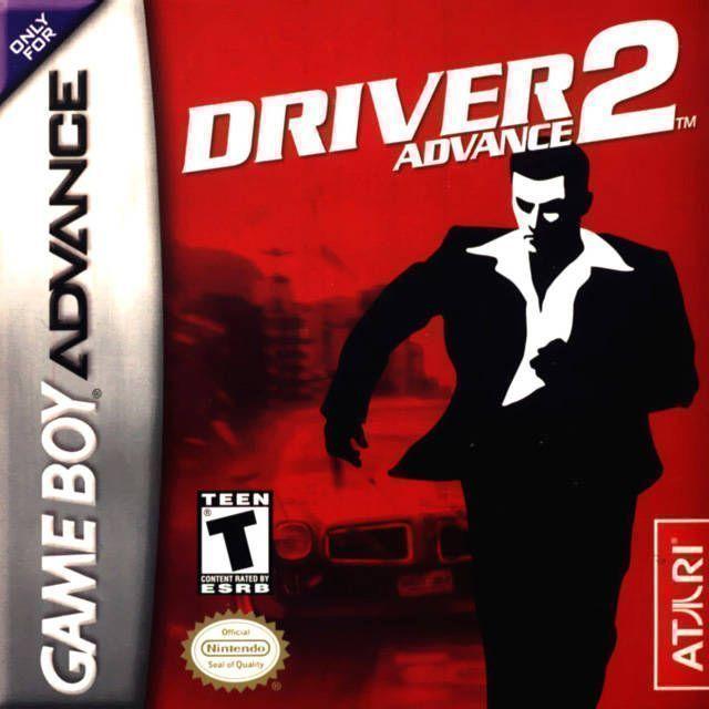 Rom juego Driver 2 Advance