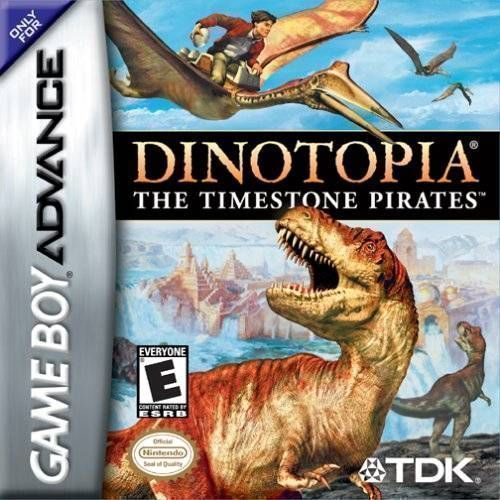 Rom juego Dinotopia - The Timestone Pirates