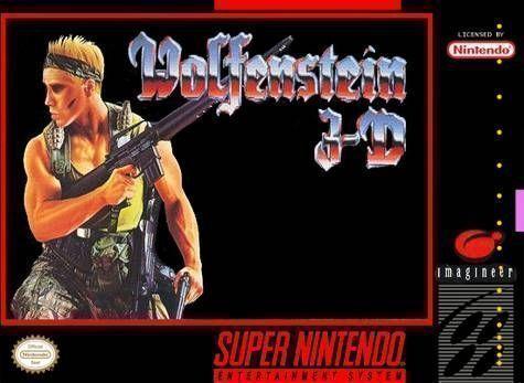 Rom juego Wolfenstein 3D