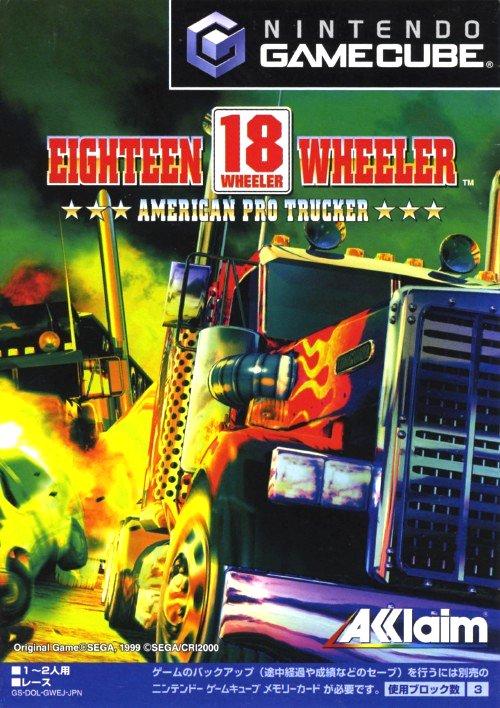 Rom juego 18 Wheeler American Pro Trucker