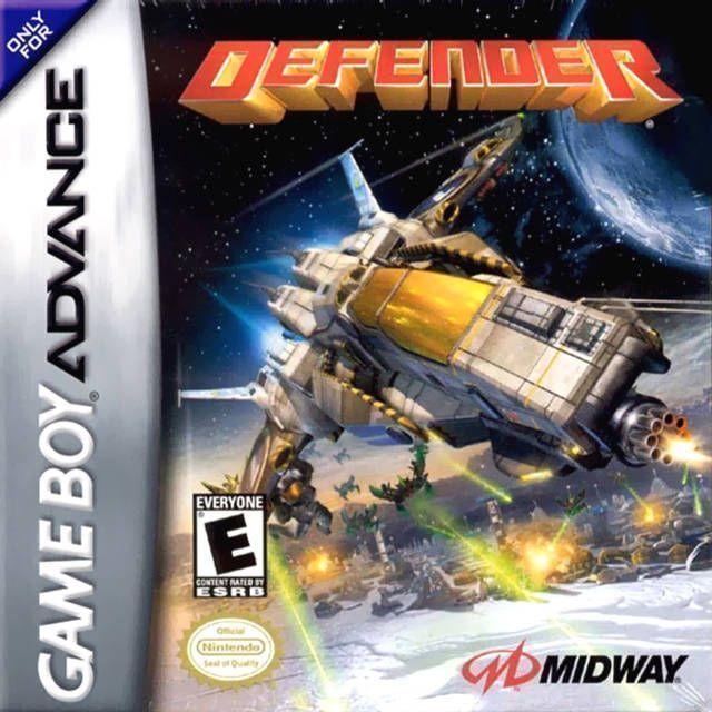 Rom juego Defender