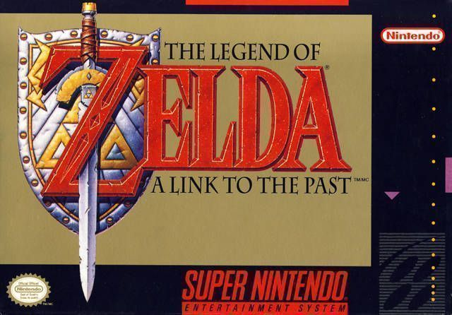 Rom juego Legend Of Zelda, The - A Link To The Past