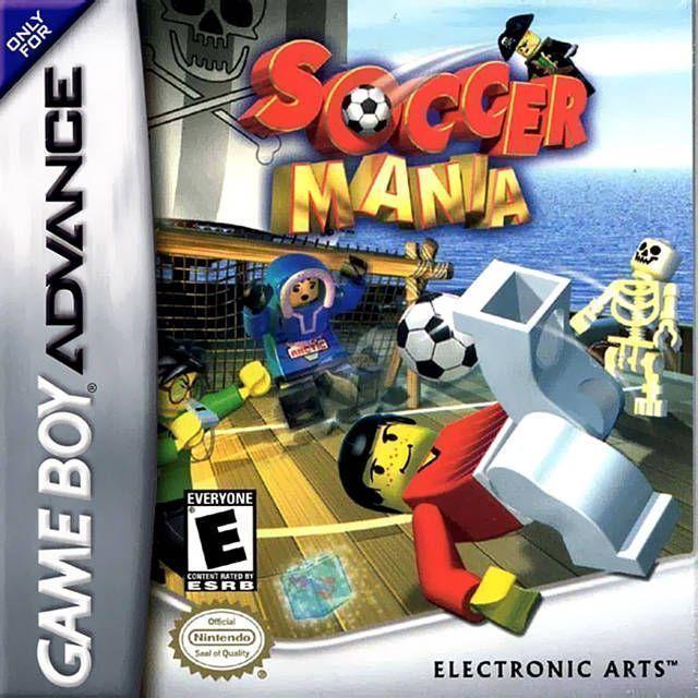 Rom juego LEGO Football Mania