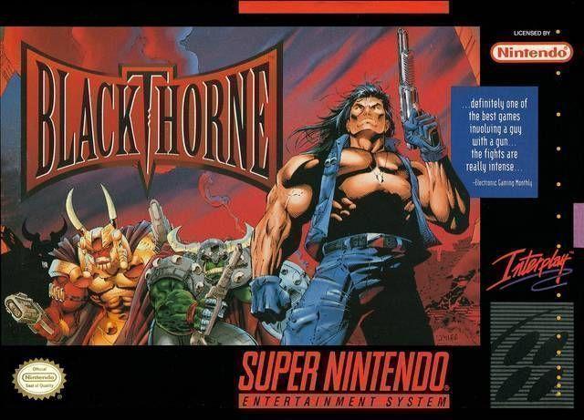 Rom juego Blackthorne