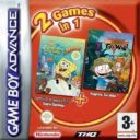 2 en 1 – SpongeBob Squarepants – Supersponge & Rugrats – Go Wild