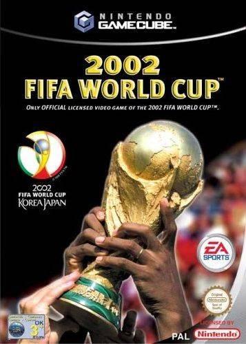 Rom juego 2002 FIFA World Cup Korea Japan