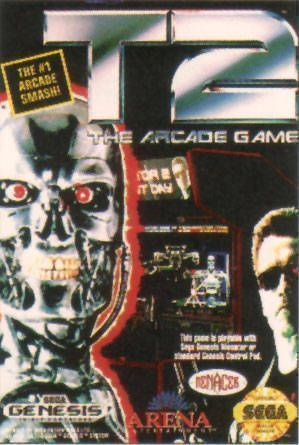 Rom juego Terminator 2 - The Arcade Game (JUE)
