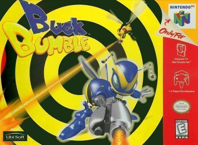 Rom juego Buck Bumble