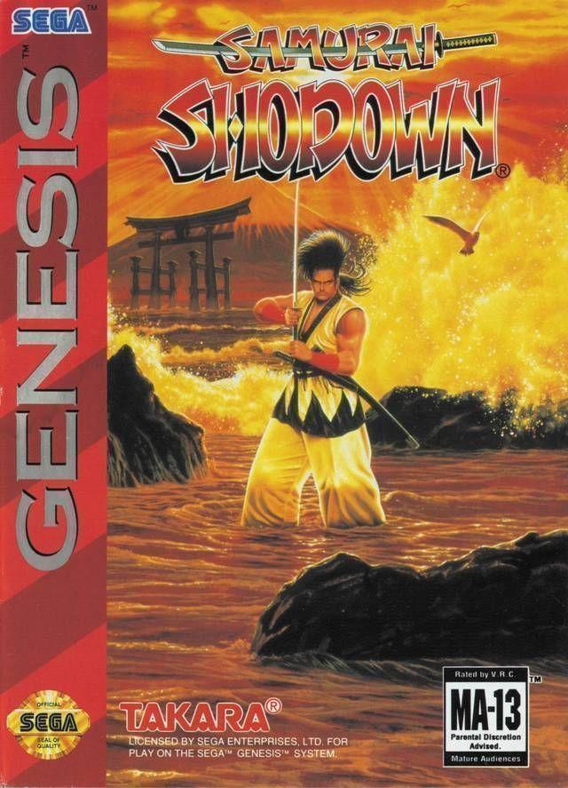 Rom juego Samurai Spirits