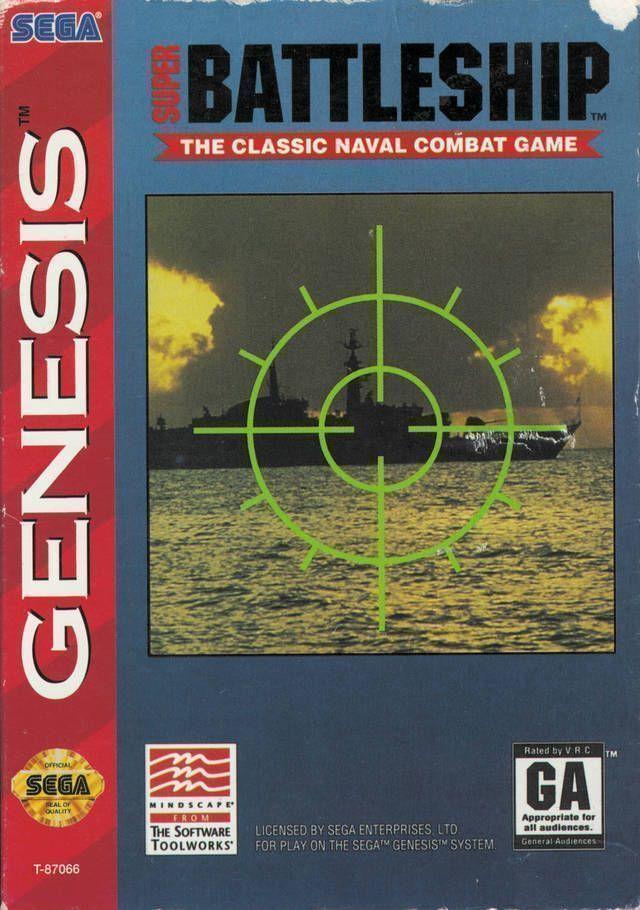 Rom juego Super Battleship