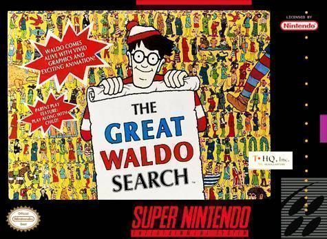 Rom juego Great Waldo Search, The