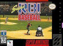 Rom juego Super R.B.I. Baseball