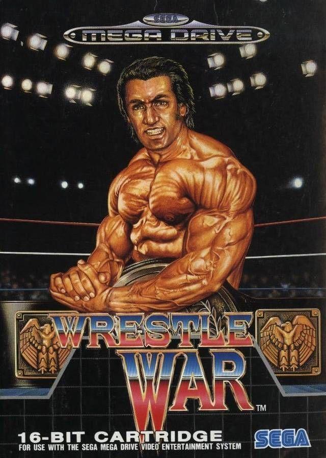 Rom juego Wrestle War (JE)