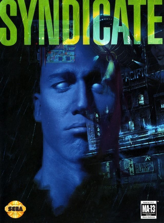 Rom juego Syndicate (JUE)
