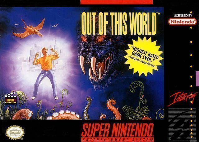 Rom juego Outer World