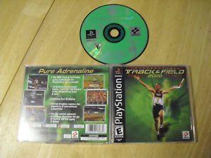 Rom juego International Track Field 2000