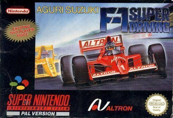 Rom juego Suzuki Aguri No F-1 Super Driving