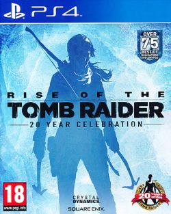 Rom juego Rise of the Tomb Raider