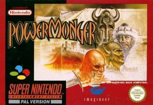 Rom juego Power Monger
