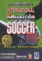 Rom juego Sensible Soccer
