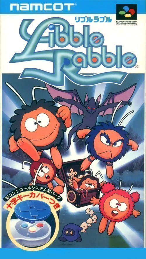 Rom juego Libble Rabble