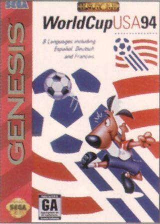 Rom juego World Cup USA 94