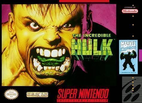 Rom juego Incredible Hulk, The