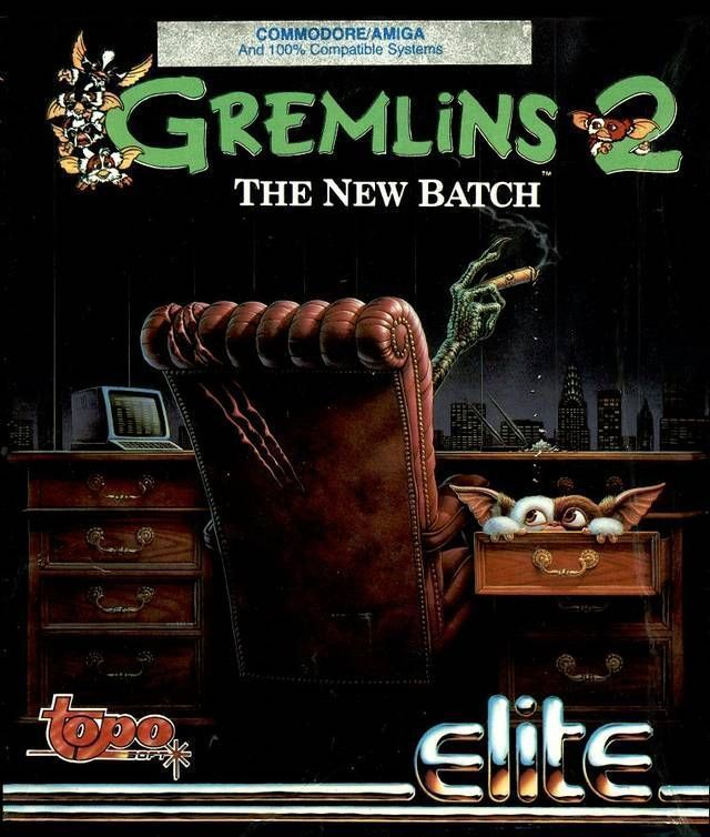 Rom juego Gremlins 2 - The New Batch