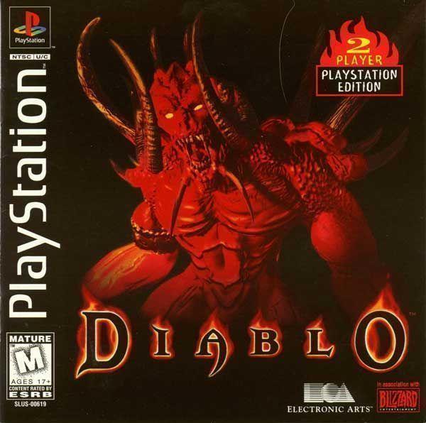 Rom juego Diablo