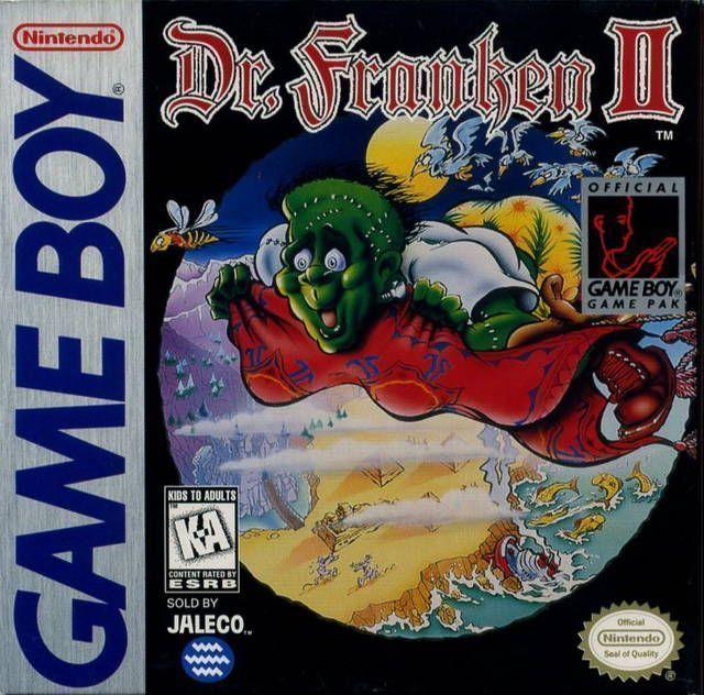 Rom juego Dr. Franken II