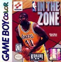 Rom juego NBA In The Zone