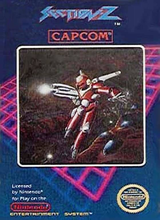 Rom juego Section Z