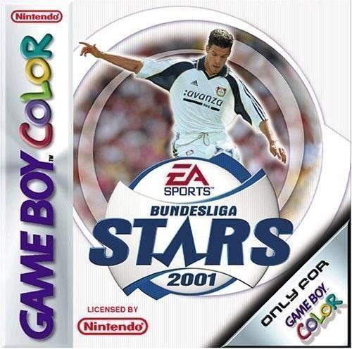 Rom juego Bundesliga Stars 2001