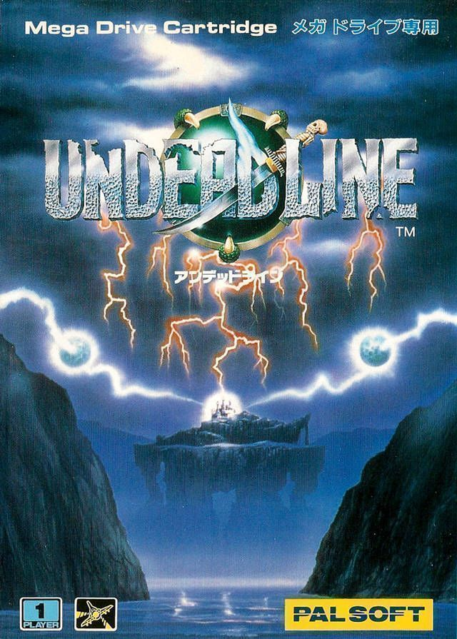 Rom juego Undead Line
