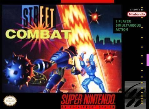 Rom juego Street Combat