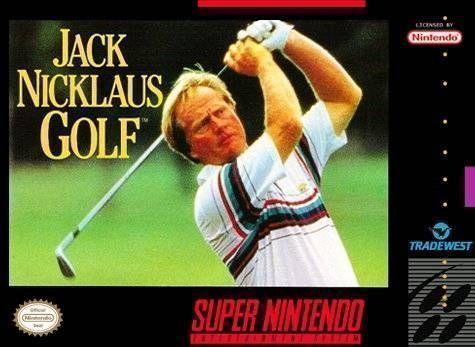 Rom juego Jack Nicklaus Golf