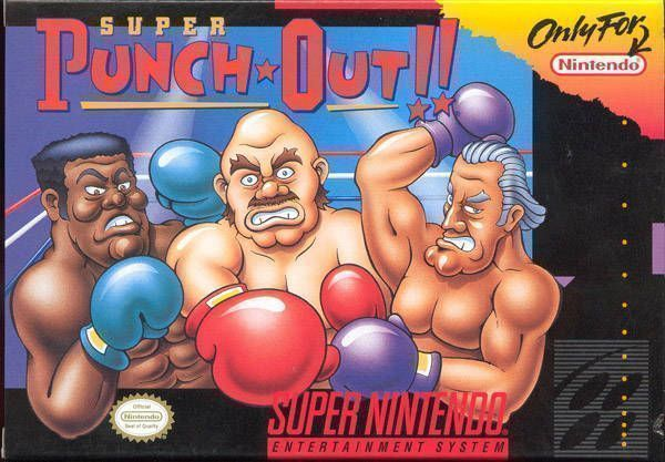 Rom juego Super Punch-Out!!