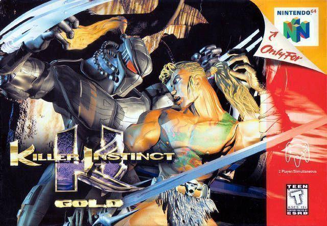 Rom juego Killer Instinct Gold