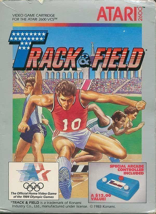Rom juego Track & Field