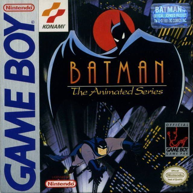 Rom juego Batman - The Animated Series